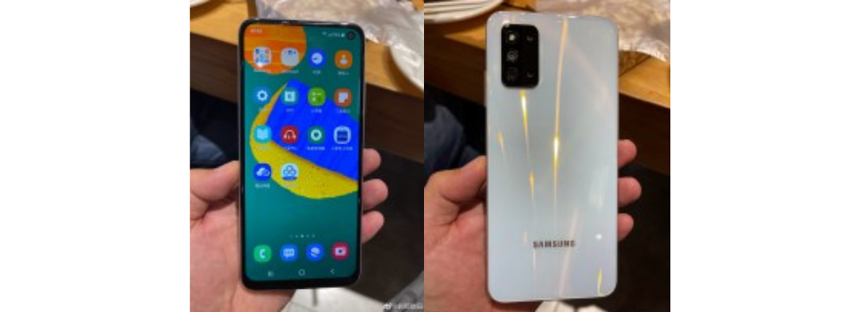 Samsung Galaxy F52 5G's photos and price tag come out